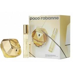 Paco Rabanne Lady Million Woda perfumowana 80ml spray + Woda perfumowana 20ml spray