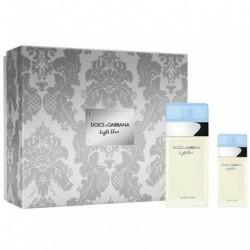 Dolce & Gabbana Light Blue Pour Femme Woda toaletowa 100ml spray + 25ml spray