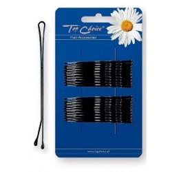 Top Choice Wsuwki do włosów długie 03011 20szt