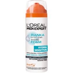 L`Oreal Men Expert Hydra Sensitive Pianka do golenia 200ml