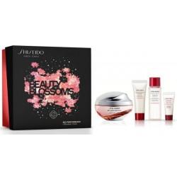 Shiseido Lift Dynamic Krem liftingujący 50ml + Koncentrat pielęgnujący 5ml + Lotion 30ml + Pianka oczyszczająca 15ml