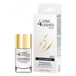 Long 4 Lashes Professional Cuticle Remover Gel profesjonalny żel do usuwania skórek 10ml