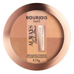 Bourjois Always Fabulous Bronzing Powder bronzer do twarzy 001 Medium 9g