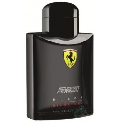 Ferrari Scuderia Black Signature Woda toaletowa 125ml spray