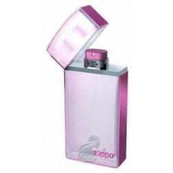 Zippo The Woman Woda perfumowana 75ml spray + Balsam do ciała 75ml + Żel pod prysznic 75ml