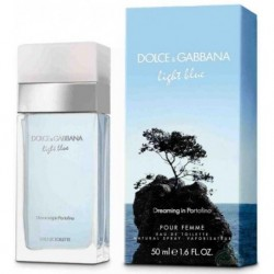 Dolce & Gabbana Light Blue Pour Femme Dreaming in Portofino Woda toaletowa 100ml spray