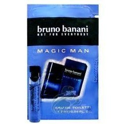 Bruno Banani Magic Man Woda toaletowa 1,2ml bez sprayu