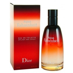Dior Fahrenheit Aqua Woda toaletowa 75ml spray