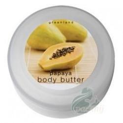 Greenland Masło do ciała papaya 150g