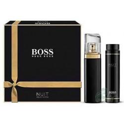 Hugo Boss Nuit Woda perfumowana 75ml spray + Balsam do ciała 100ml