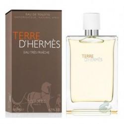 Hermes Terre d` Hermes Eau Tres Fraiche Woda toaletowa 125ml spray