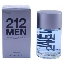 Carolina Herrera 212 Men Woda po goleniu 100ml bez sprayu