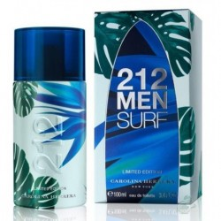 Carolina Herrera 212 Surf for Him Woda toaletowa 100ml spray