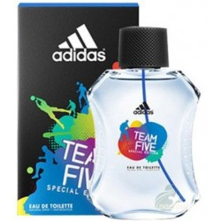 Adidas Team Five Special Edition Woda toaletowa 100ml spray