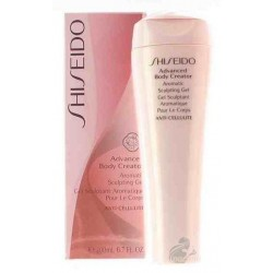 Shiseido Advanced Body Creator Aromatic Sculpting Gel Anty-cellulitowy żel wyszczuplający 200ml