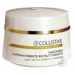 Collistar Supernourishing Restorative Hair Mask Maska super-odżywcza do włosów suchych i zniszczonych 200ml