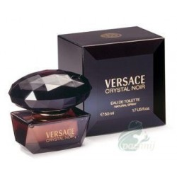 Versace Crystal Noir Woda toaletowa 50ml spray