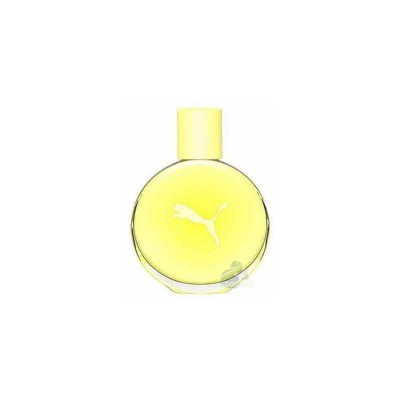 cienie dobra sprzedaż uznane marki Puma Yellow Woman Woda toaletowa 90ml spray