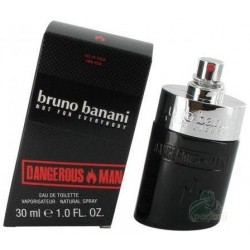 Bruno Banani Dangerous Man Woda toaletowa 30ml spray
