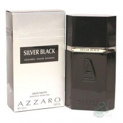 Azzaro Silver Black Woda toaletowa 100ml spray