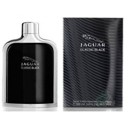 Jaguar Classic Black Woda toaletowa 100ml spray
