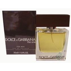 Dolce & Gabbana The One for Men Woda toaletowa 30ml spray