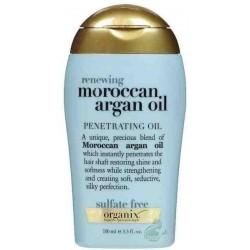 Organix Olejek rewitalizujący z marokańskim olejkiem arganowym 100ml