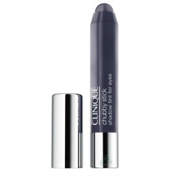 Clinique Chubby Stick Shadow Tint For Eyes Cienie do powiek w kredce 08 Curvaceous Coal 3g