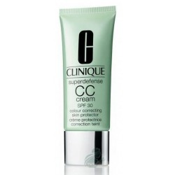 Clinique Superdefense CC Cream SPF30 Krem do twarzy Medium 40ml