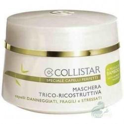 Collistar Tricho-Reconstruction Mask Odbudowująca maska do włosów z wyciągiem z bambusa 200ml