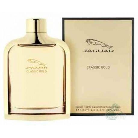 jaguar classic gold woda toaletowa 100ml spray. Black Bedroom Furniture Sets. Home Design Ideas