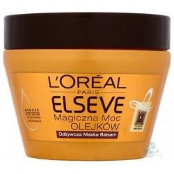 L`Oreal Elseve Magiczna Moc Olejków Odżywcza maska balsam 300ml