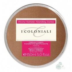 I Coloniali Silky Fondant Body Cream Shea Butter Jedwabiste masło do ciała z wyciągiem z masła Karite 150ml