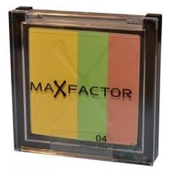 Max Factor Max Colour Effect Trio Potrójne cienie do powiek nr 04 Queen Bee