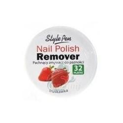 Ferity Nail Polish Remover Pachnący zmywacz do paznokci Truskawka