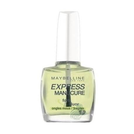Maybelline Express Manicure Nail Strengthener Baza wzmacniająca do paznokci 10ml