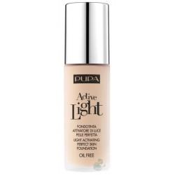 Pupa Active Light Perfect Skin Foundation SPF10 Beztłuszczowy podkład do twarzy 002 30ml