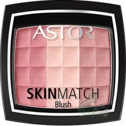 Astor Skin Match Powder Blush Róż do policzków 001 Rosy Pink 8,25g