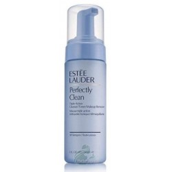 Estee Lauder Perfectly Clean Triple-Action Cleanser Toner Makeup Remover Pianka do demakijażu 150ml