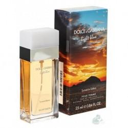 Dolce & Gabbana Light Blue Pour Femme Sunset in Salina Woda toaletowa 25ml spray