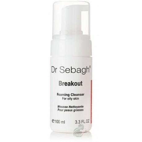 Dr Sebagh Breakout Foaming Cleanser For Oily Skin Pianka do mycia twarzy 100ml