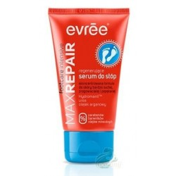Evree Max Repair Footcare Intensive Regenerujące serum do stóp 50ml