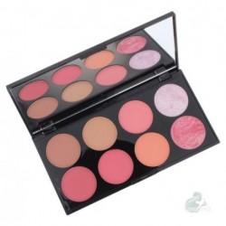 Makeup Revolution London Blush Palette Paleta róży Sugar and Spice 13g
