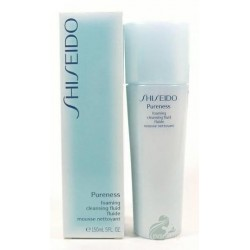 Shiseido Pureness Foaming Cleansing Fluid Oczyszczająca pianka do mycia twarzy 150ml