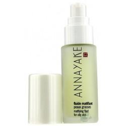 AnnaYake 2 Correct Matifying Fluid for Oily Skin Matujące serum do cery mieszanej i tłustej 30ml
