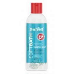 Evree Soft Bath Footcare Kąpiel do stóp 150ml