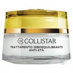 Collistar Anti-Age Sebum-Balancing Treatment Krem przeciwzmarszczkowy regulujący poziom wydzielania sebum 50ml