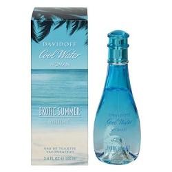 Davidoff Cool Water Exotic Summer Limited Edition Woman Woda toaletowa 100ml spray