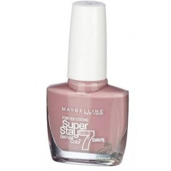 Maybelline Forever Strong Super Stay 7 Days Lakier do paznokci 130 Rose Poudre 10ml