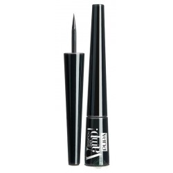 Pupa Vamp Definition Liner Eyeliner w pędzelku 100 Black 2,5ml
